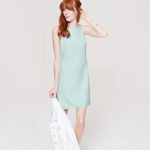 LOFT NWT Laser cut Sheath dress-Make an offer!